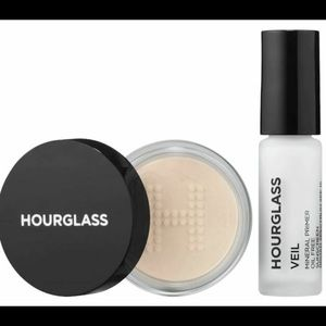 NWT Hourglass Primer and Powder Bundle-Trial Size